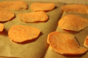 chips schijfjes