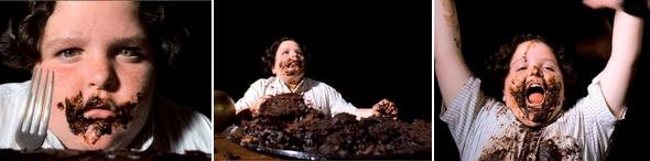 bram bokkkepoot chocoladetaart